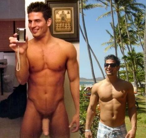 black man nude fakes