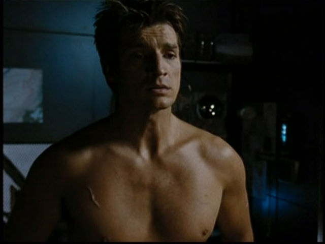 Nathan-Fillion-Shirtless