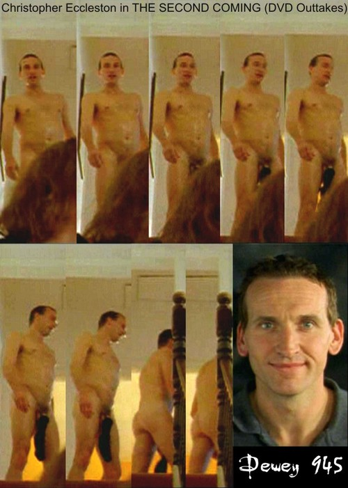 Christopher Eccleston  naked