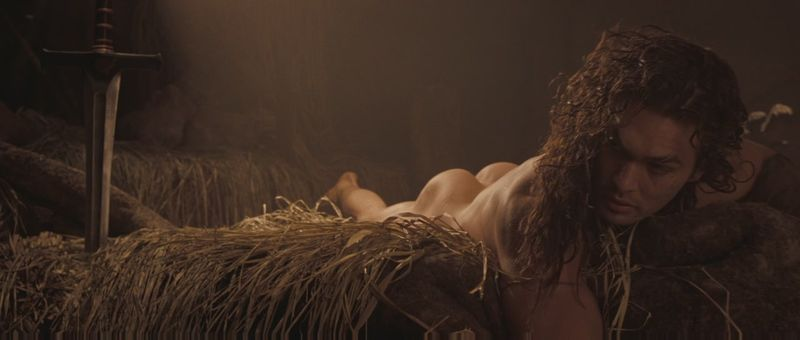 Jason Momoa Naked
