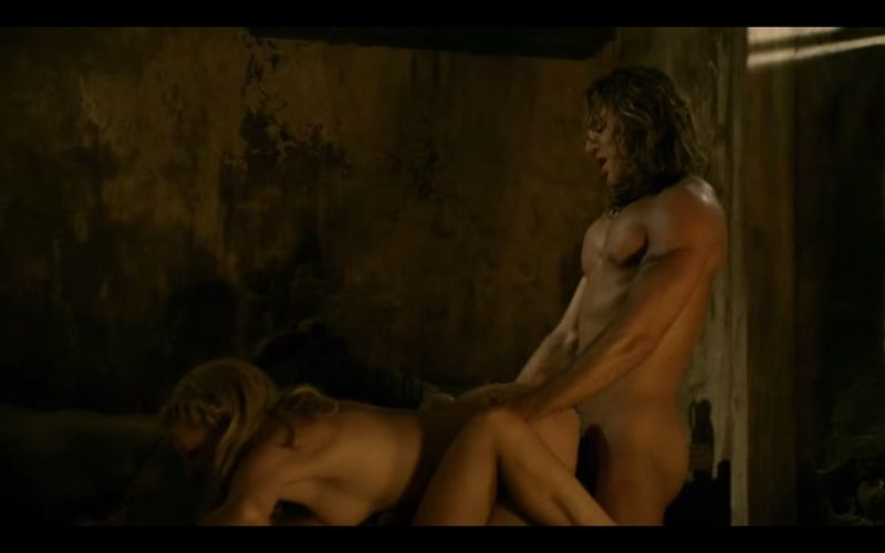 Dustin Clare Sex Scenes
