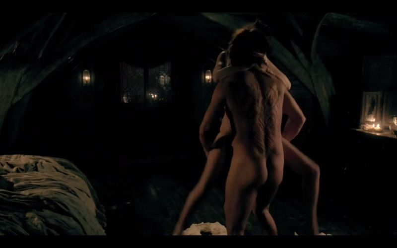 Sam Heughan Naked Sex Scene