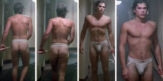 Seasoned Actor Rob Lowe Naked