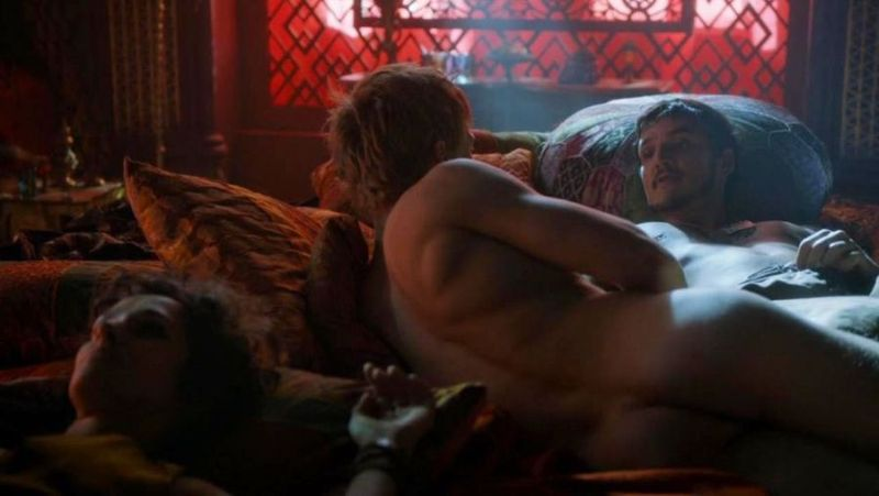 Will Tudor Nude Gay Scene