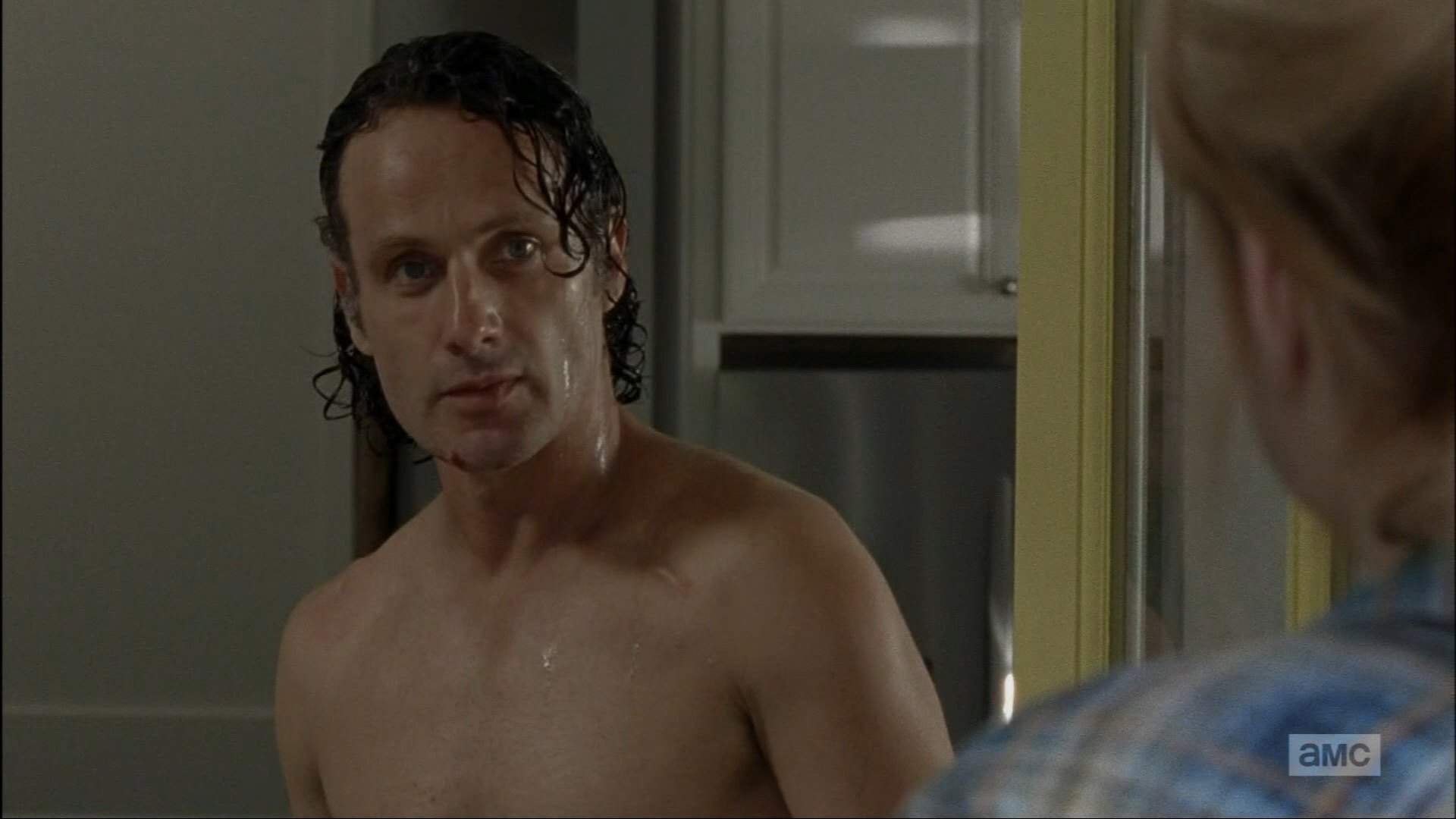 Nude andrew lincoln Your Week
