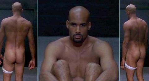 Boris Kodjoe naked