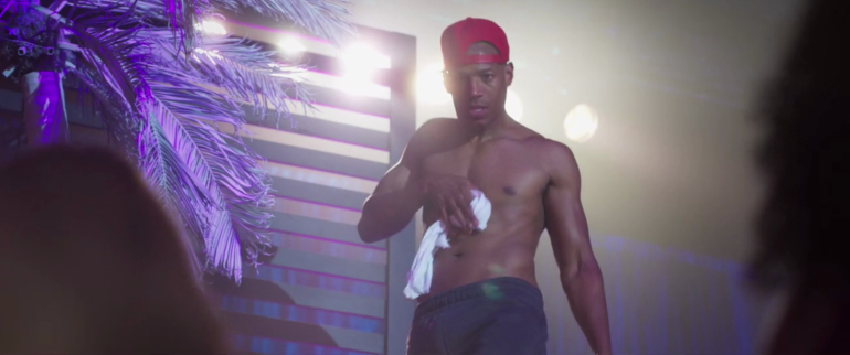 Marlon Wayans Naked In Fifty Shades of Black