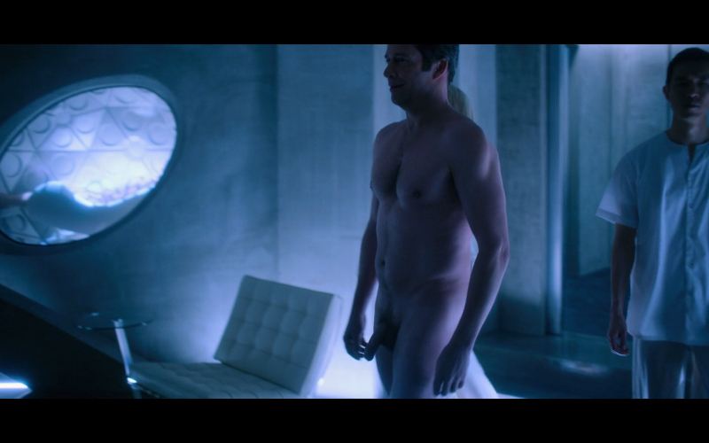 James Purefoy Naked in Altered Carbon 2